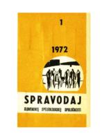 Spravodaj 1972-1