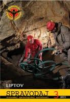 , Spravodaj 2015 v PDF, Slovenská speleologická spoločnosť