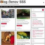 blog, Nový blog pre členov SSS, Slovenská speleologická spoločnosť