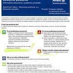 Ročná Poistka Allianz  – doplnené info