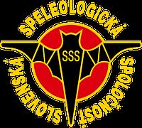 , Logo SSS, Slovenská speleologická spoločnosť