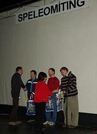 , Speleomíting 2012, Slovenská speleologická spoločnosť