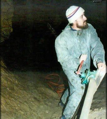 , Opustil nás speleopotápač a jaskyniar Viktor Ďurček, Slovenská speleologická spoločnosť