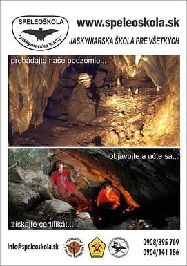 , Speleoškola, Slovenská speleologická spoločnosť