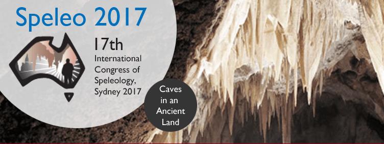 , 17. medzinárodný speleologický kongres UIS , Penrith, Austrália, Slovenská speleologická spoločnosť