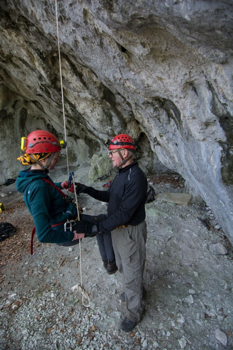 lezecké, Lezecké dni na Mojtíne, Slovenská speleologická spoločnosť
