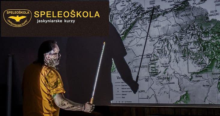 , Speleoškola 2018 – pozvánka, Slovenská speleologická spoločnosť