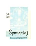 Spravodaj 1970-3+4