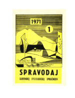 Spravodaj 1971-1